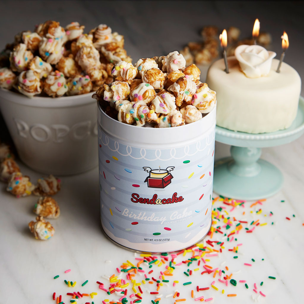 Picture of Birthday Popcorn, Picture 1