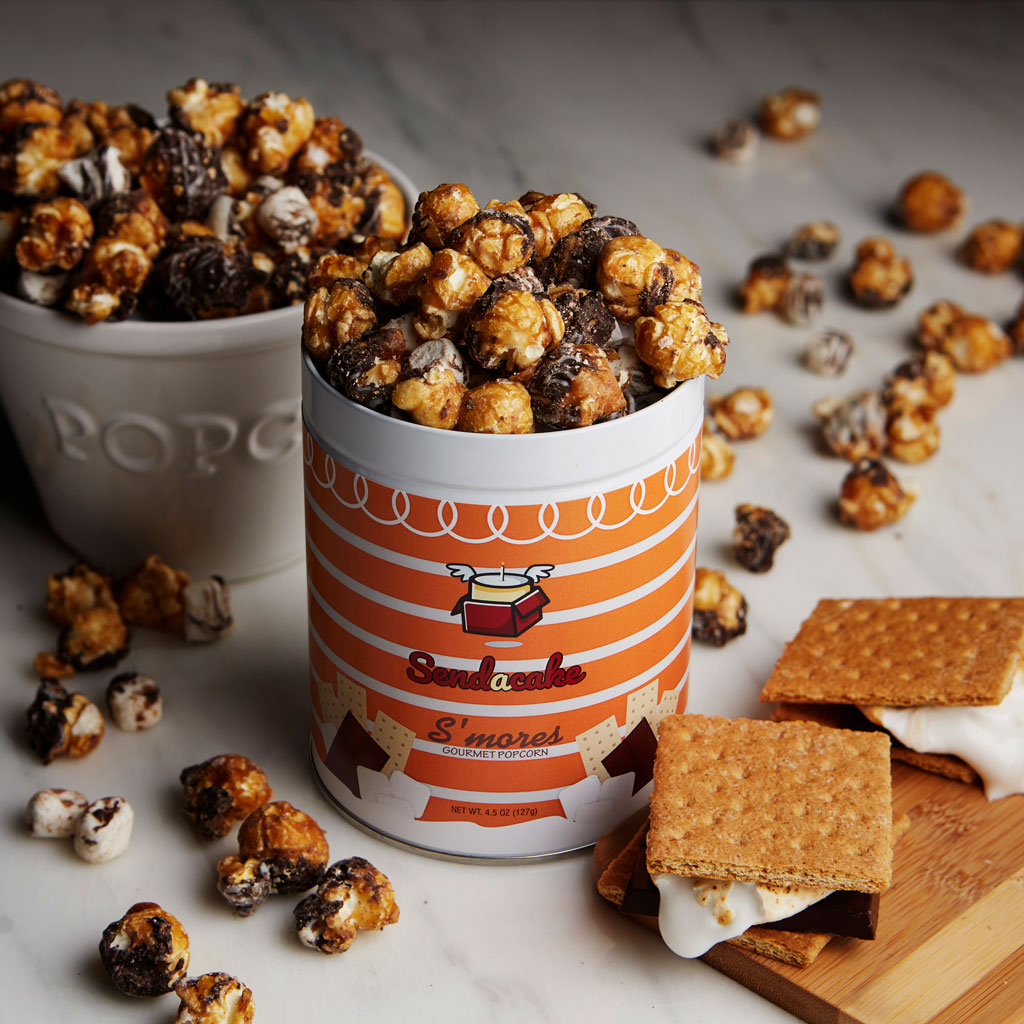 Picture of S'mores Popcorn