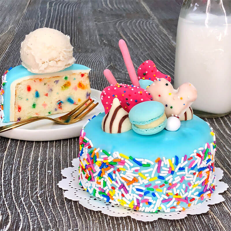 Picture of Loaded Mini Cakes Duo (set of two), Picture 2