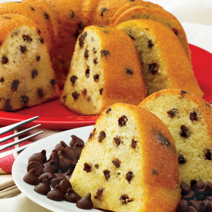 Picture of Chocolate Chip Bundt