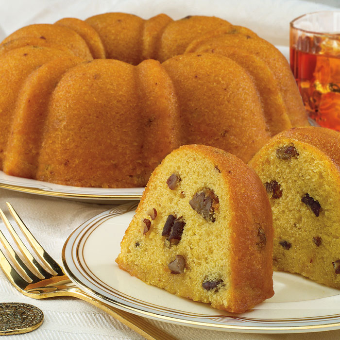 Picture of Island Rum Cake