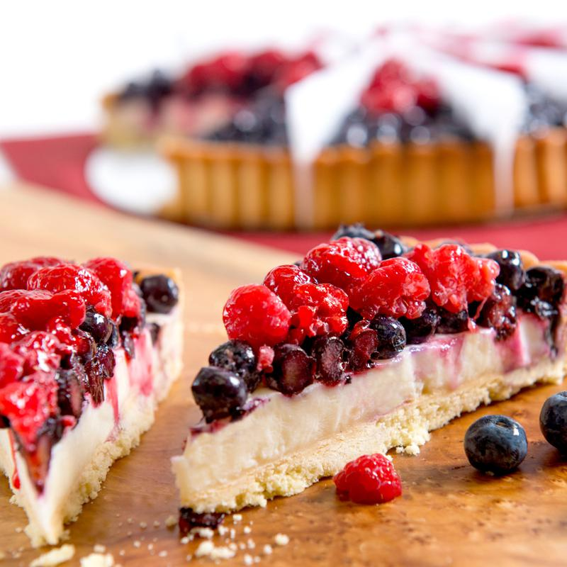 Picture of Mountain Berry Tart - 9.5""